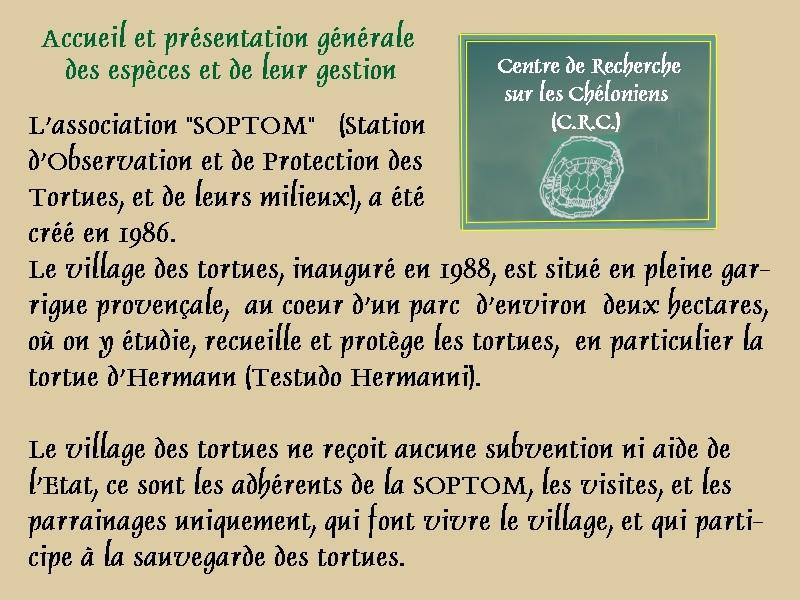 Pour les amoureux des tortues Hermann : stage au village des tortues de Gonfaron (Sud de la France) Fer_st18