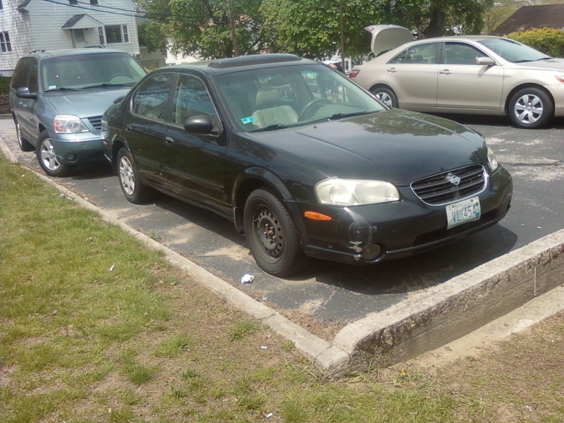 2000 Nissan Maxima GLE $1500 FIRM!  ***SOLD*** Photo024