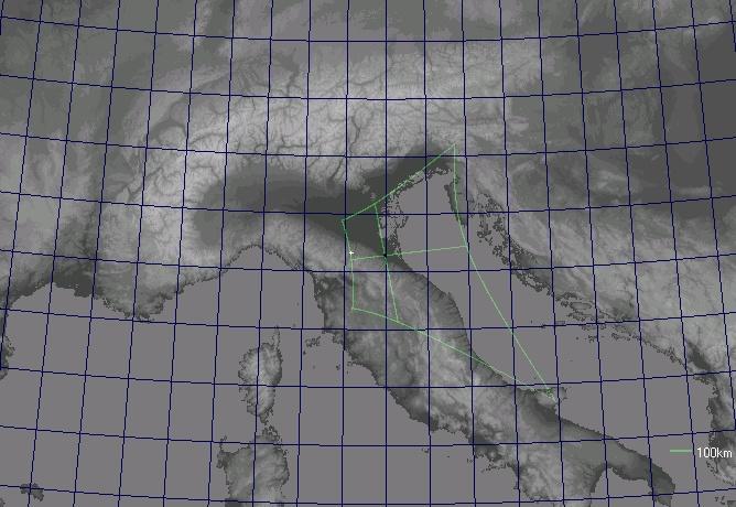 Osservatorio AAB Medelana (Bologna) Fovmed11