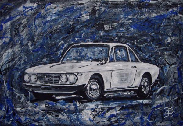Galleria d'arte Lancia Fulvia 1212