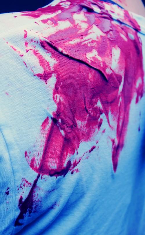 Blood Mask [Damian Wayne - Batman: Streets of Gotham] Bloooo10