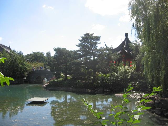 Photos de jardins, parcs, forêts... dans le monde Divera10