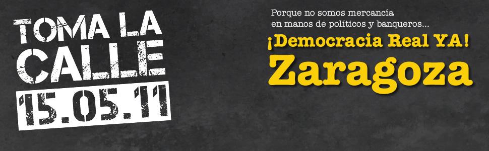 DEMOCRACIAREALYA - ZARAGOZA