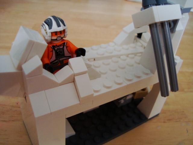Hidden Hoth outpost Dsc08918