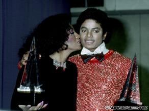 Michael e Diana Ross Art10