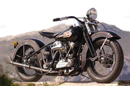 Les vieilles Harley......... (ante 84) - Page 21 Knukle10