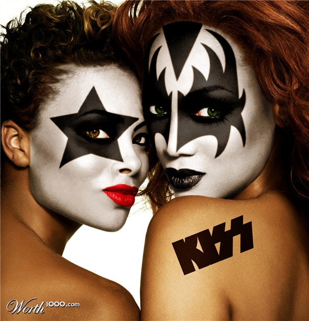 KISS GIRLS ON THE WORLD !... Kissar10