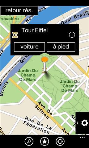 soft orange maps navigation gps gratuit payant. Black Bedroom Furniture Sets. Home Design Ideas