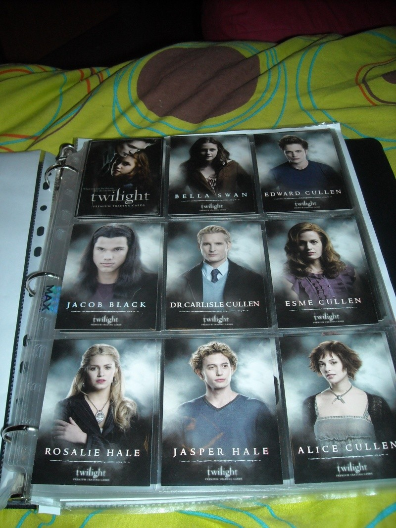 [Saga Twilight] Votre collection en photos - Page 5 Dscn0411