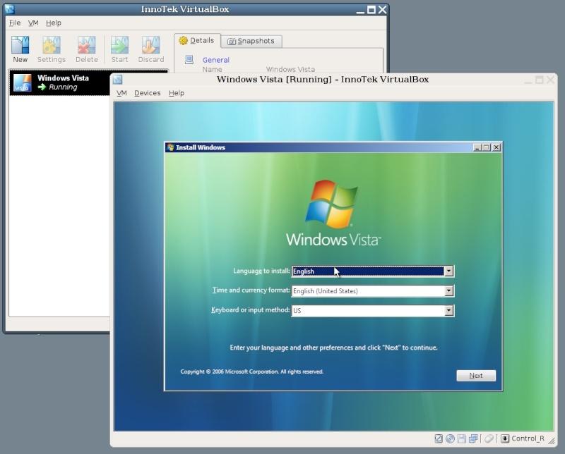حصريا الاصدار الجديد من برنامج VirtualBox 4.0.6.71344 Final المميز لعمل الانظمة الوهمية وعلى اكثر من سيرفر 10110