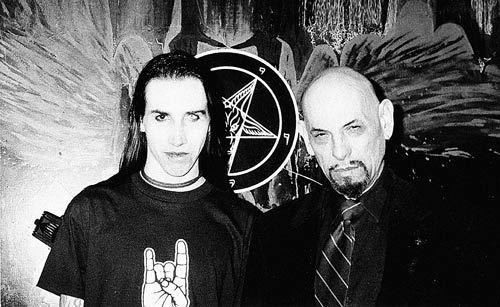 Rare Photos of Famous People Manson10