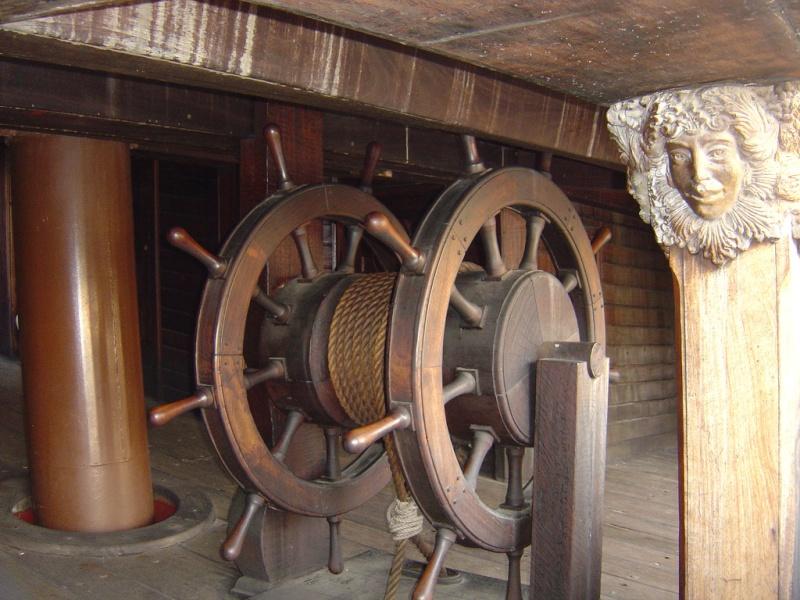 Galeone pirata di Genova Nettun11