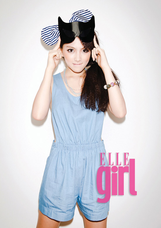 [21.06] Ji Young (KARA) pour ELLE GIRL 20110610