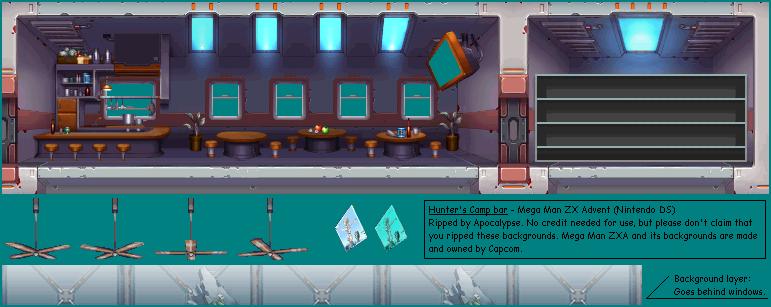 Inside Mission Bases, Buildings, Labs? Hunter10