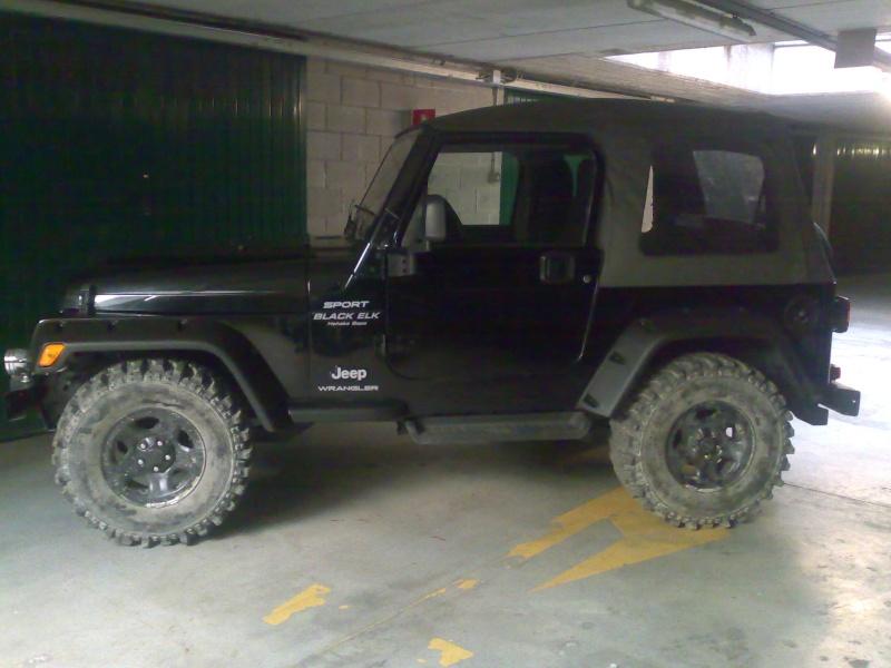 Ghette nuove per Black Elk 24062011