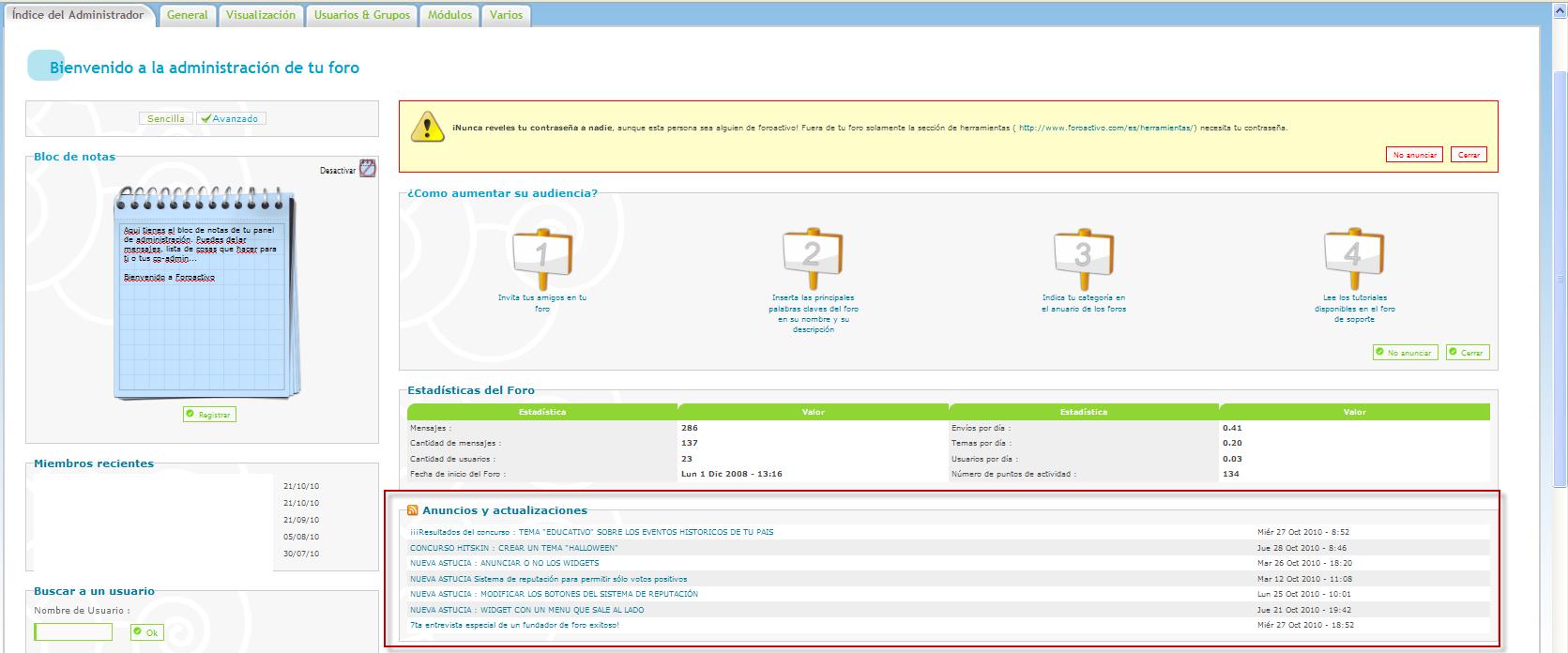 como pueden hacer para que los nuevos tutoriales  o eventos llegen a nuestro email Anun10