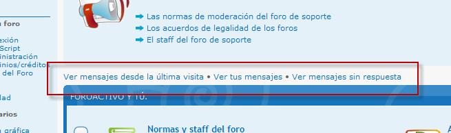 """Ver ultimo post"" funciona mal Facefo11"