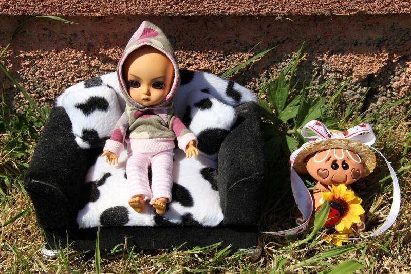 Keira, Jack et Gaby ma nouvelle puce Dpp_0025