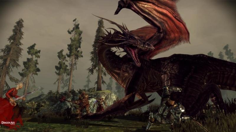 Dragon Age Origins Dragon14