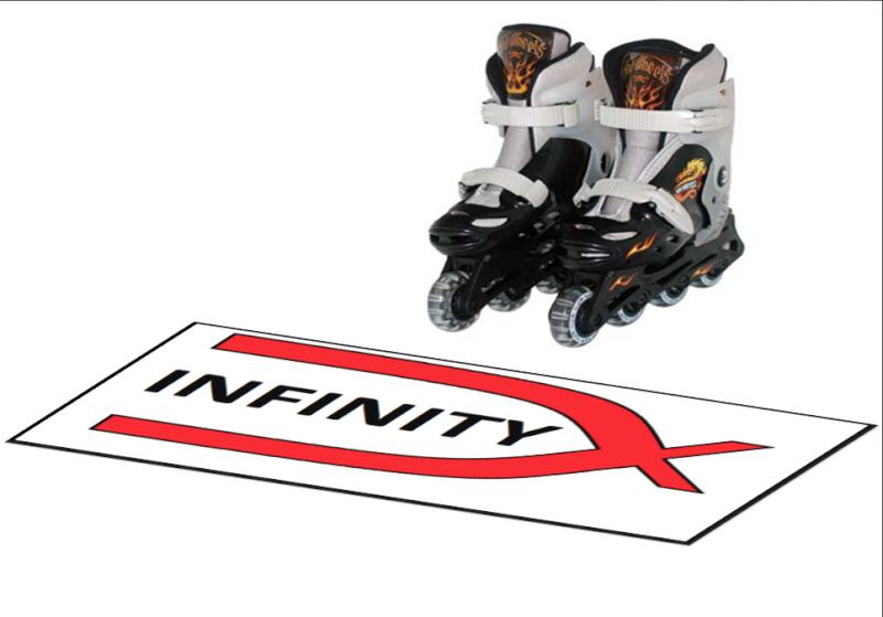 Camisetas para el grupo Infini12