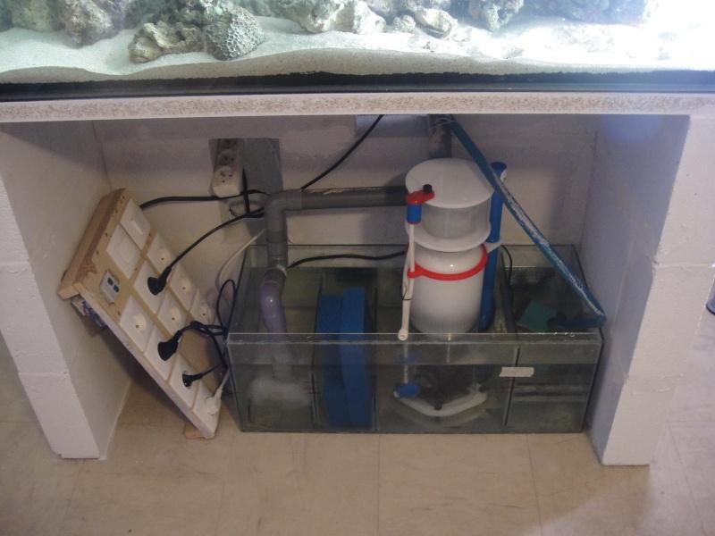 fabrication meuble aquarium siporex  Dsc01520