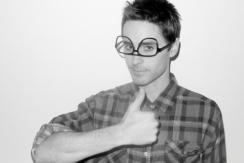 [PHOTOSHOOT] Jared Leto by Terry Richardson - Page 4 40735_10