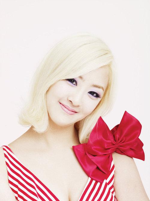 The best Female blonde Dasom10