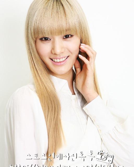 The best Female blonde Nana10