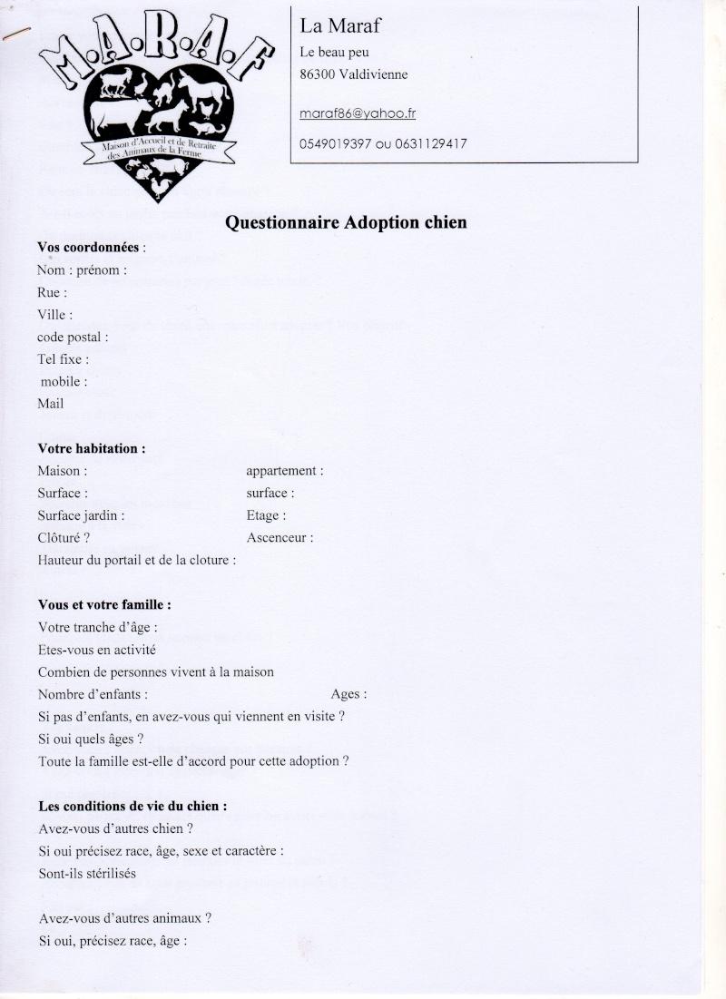 Formulaire pré-adoption et contrat d'adoption Praado10