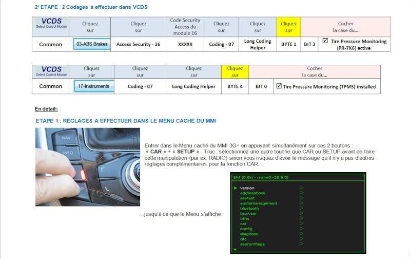 code VAG-COM  1410