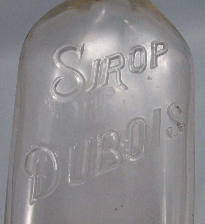 QUELQUN CONNAIT LE ''SIROP DUBOIS'' ?? 213