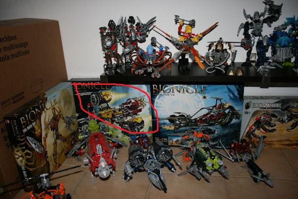 [BIONICLE] Si vous aviez tous les Bionicle, vous seriez... - Page 3 Img_4210