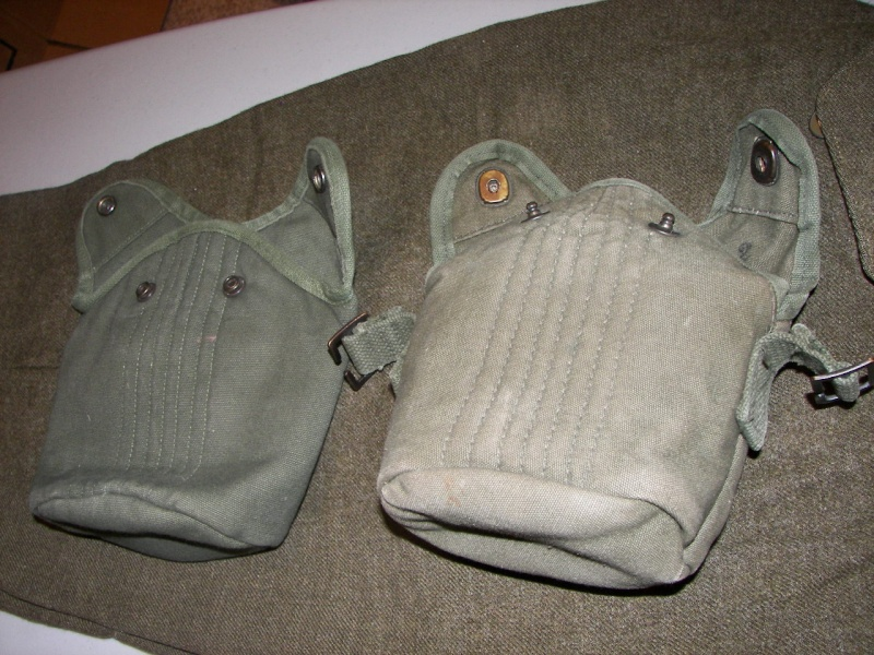 Two Canteen Covers saved from the trash.....................:) 100_9510