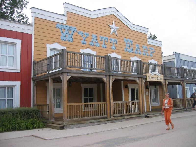 Mon séjour au Cheyenne Disney41