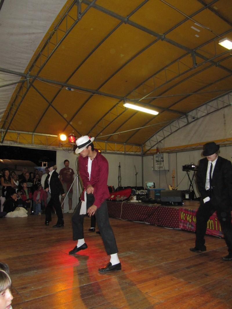 Gli MBWF (Italy) Dancers al Tributo a Michael Jackson, Monza 2010 Michae14