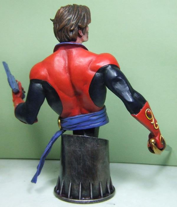 L'atelier de bruno : le corsaire sculpté par Jim Maddox. Corsai11