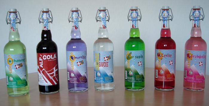 Sodas et jus de fruits coup de coeur Limona11