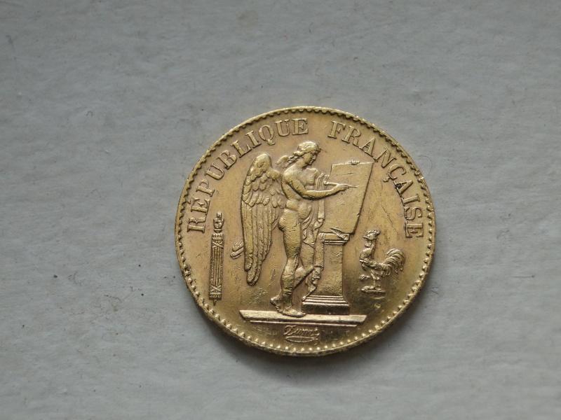 """20 francs 1896 """"or"""" Dsc00636"""