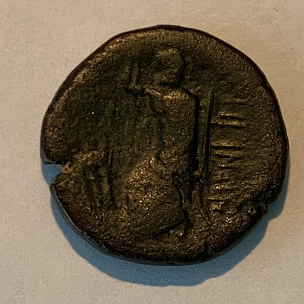"""Bronze """"Pentonkion"""" de Rhégion dans le Bruttium ... Img_4819"""