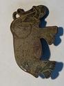 FIBULE ZOOMORPHE  ELEPHANT Img_6445