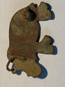 FIBULE ZOOMORPHE  ELEPHANT Img_6446