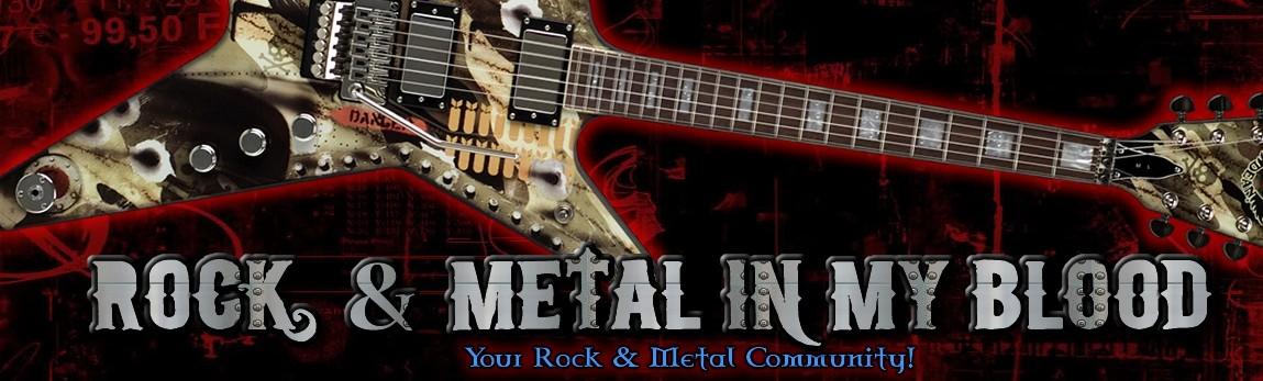 Rock & Metal in My Blood
