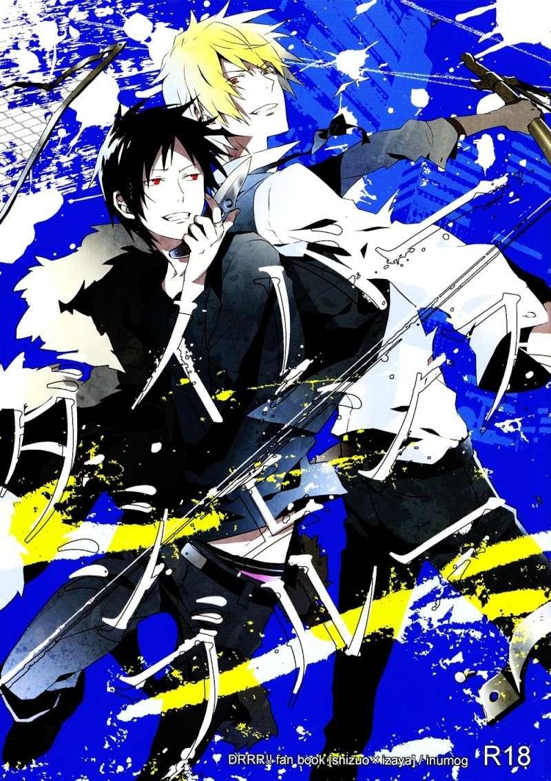 shizuo x Izaya: divergence blue [+16*] 00110