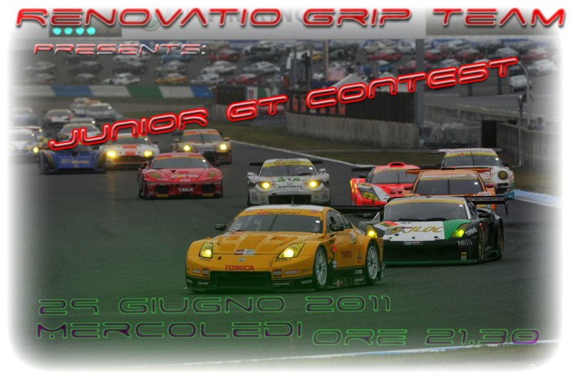 [Take & Drive] Junior Gt Contest  33fgww10
