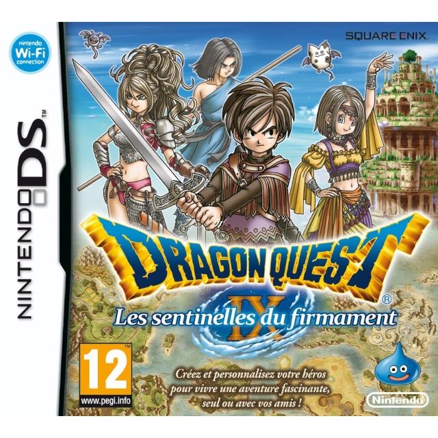Dragon Quest IX : Les sentinelles du firmaments 91vrje12