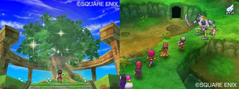 Dragon Quest IX : Les sentinelles du firmaments Dqix10
