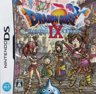 Dragon Quest IX : Les sentinelles du firmaments Dragon11