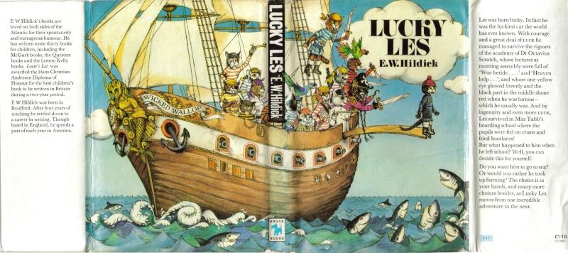 Les premiers livres jeux. Luckyl10