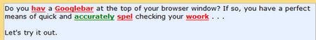 Google Toolbar Spellchecker Google13