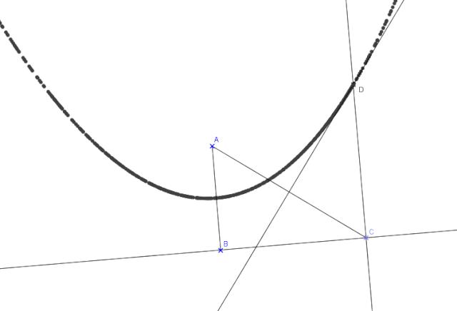 Activité Geogebra dès la sixième : Herbier de courbes mathématiques. - Page 3 Parabo10